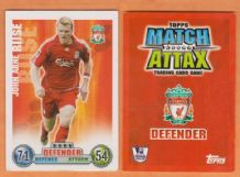 Liverpool John Arne Riise Norway
